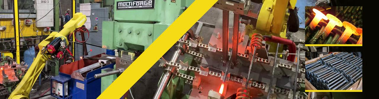 LinkstudPSR Robotic Upset Forging