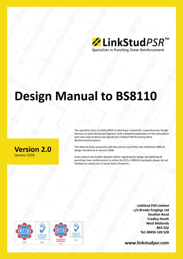 design manual to bs8110 rh linkstudpsr com Concrete Drop Panel Concrete Slab Design