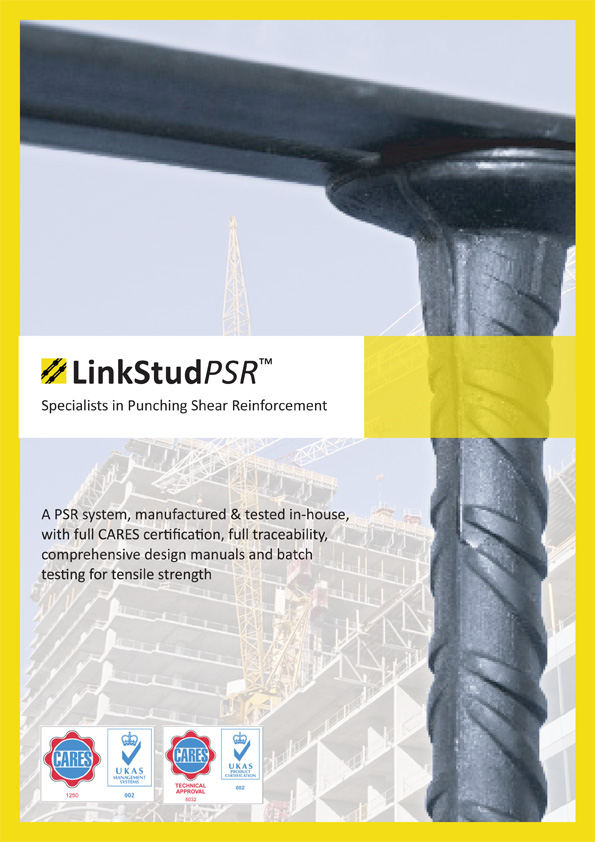 LinkStud PSR™ - Product Guide 2018