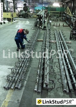 10 - LinkStud PSR™ - Punching Shear Reinforcement Components - 10