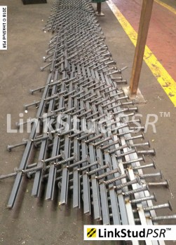 21 - LinkStud PSR™ - Punching Shear Reinforcement Components - 21