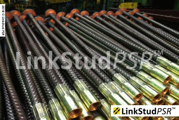 22 - LinkStud PSR™ - Punching Shear Reinforcement Components - 22