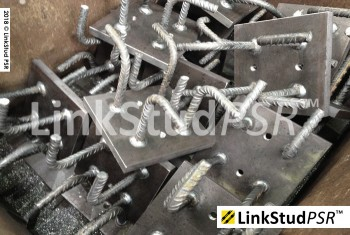 23 - LinkStud PSR™ - Punching Shear Reinforcement Components - 23