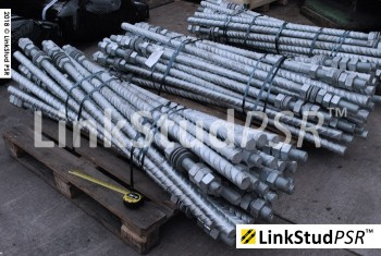 40 - LinkStud PSR™ - Punching Shear Reinforcement Components - 40