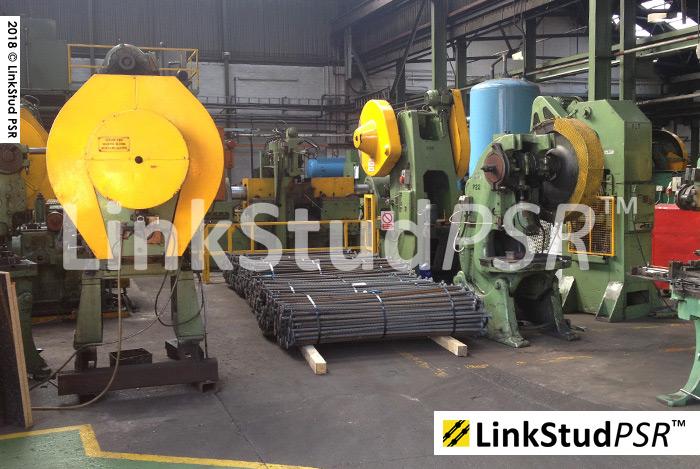 LinkStud PSR™ - Our System - Punching Shear Reinforcement