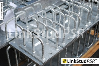 08 - LinkStud PSR™ - Punching Shear Reinforcement Components - 08