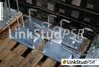 09 - LinkStud PSR™ - Punching Shear Reinforcement Components - 09